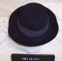 Image of 1983.048.0015ff - Hat