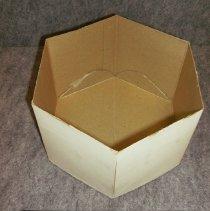 Image of 1987.035.0194b - Hatbox