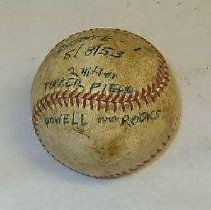 Image of 1989.038.0001 - Baseball