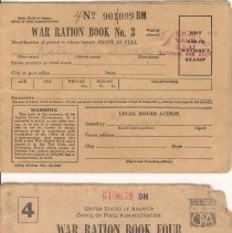 Image of Ration Books (FF1)