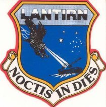 Image of LANTIRN sticker (FF1)