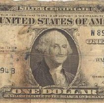 Image of 1991.037.0001 - Currency
