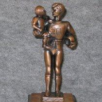 Image of 1991.092.0025 - Trophy
