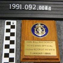 Image of 1991.092.0044 - Piece, Presentation