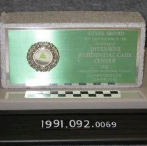 Image of 1991.092.0069 - Brick