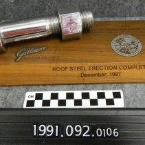 Image of 1991.092.0106 - Piece, Presentation