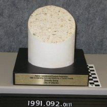 Image of 1991.092.0111 - Award