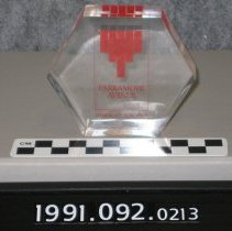Image of 1991.092.0213 - Paperweight