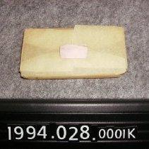 Image of 1994.028.0001k - Wrapper
