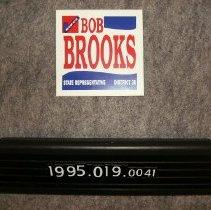 Image of 1995.019.0041 - Sticker, Bumper