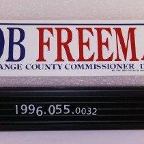 Image of 1996.055.0032 - Sticker, Bumper