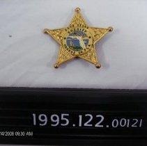 Image of 1995.122.0012i - Badge