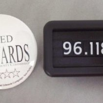 Image of 1996.118.0094 - Button, Political