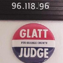 Image of 1996.118.0096 - Button, Political