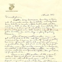 Image of 1996.135.0001 - Letter