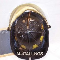 Image of 1997.015.0003 - Helmet, Fire