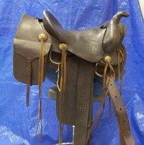 Image of 1999.020.0001 - Saddle