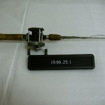 Image of 1999.025.0001 - Rod, Fishing