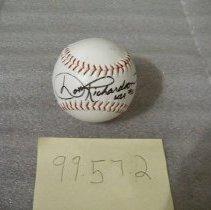 Image of 1999.057.0002 - Softball