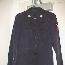 Image of 1999.065.0001 - Uniform
