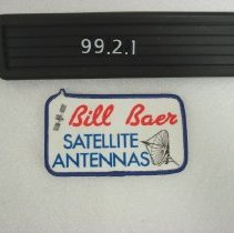 Image of 1999.082.0001 - Patch