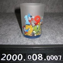 Image of 2000.008.0007 - Glass, Shot