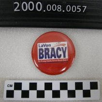 Image of 2000.008.0057 - Button, Campaign