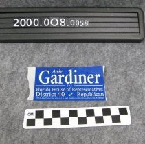 Image of 2000.008.0058 - Sticker