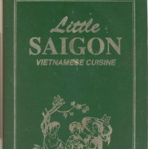 Image of Menu Cover