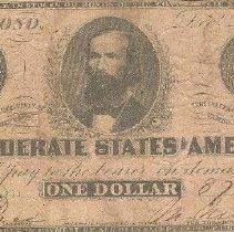 Image of 2001.001.0113 - Money, Paper