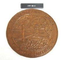 Image of 2001.010.0133 - Plaque