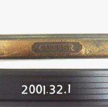 Image of 2001.032.0001 - Lock, Door