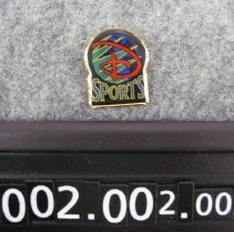 Image of 2002.002.0014 - Pin, Clothing