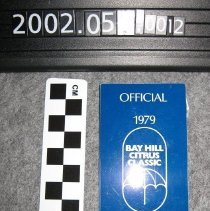 Image of 2002.054.0012 - Button