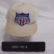 Image of 2002.105.0008 - Cap