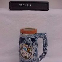 Image of 2003.006.0009 - Stein