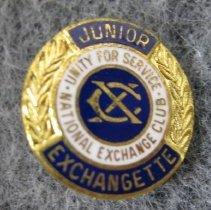 Image of 2003.012.0009 - Pin