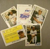 Image of 2005.049.0001 - Card, Baseball