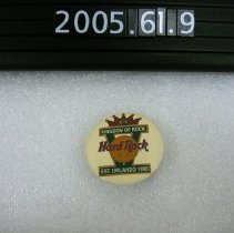 Image of 2005.061.0009 - Button, Promotional