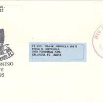 Image of 2006.001.0071 - Envelope