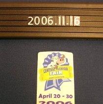 Image of 2006.011.0016 - Magnet, Refrigerator