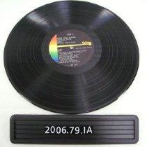 Image of 2006.079.0001a - Album, Record