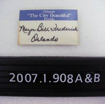 Image of 2007.001.0908b - Nametag