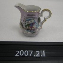 Image of 2007.002.0001 - Pitcher