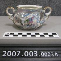Image of 2007.003.0003a - Bowl, Sugar