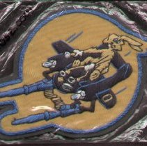 Image of 2007.032.0001 - Patch, Military