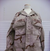 Image of 2007.057.0001 - Jacket, Uniform