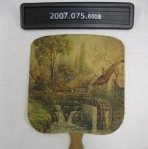 Image of 2007.075.0005 - Fan, Hand