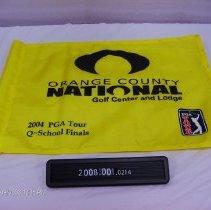 Image of 2008.001.0214 - Flag, Marker