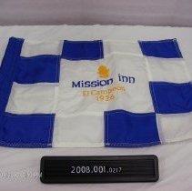 Image of 2008.001.0217 - Flag, Marker